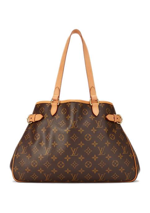 Louis Vuitton Mono Batignolles Horizontal Bag - FINAL SALE, NO RETURNS