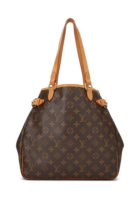 Louis Vuitton Mono Batignolles Vertical Bag-FINAL SALE, NO RETURNS