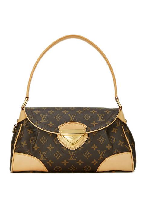 Louis Vuitton Monogram Beverly MM Bag - FINAL SALE, NO RETURNS