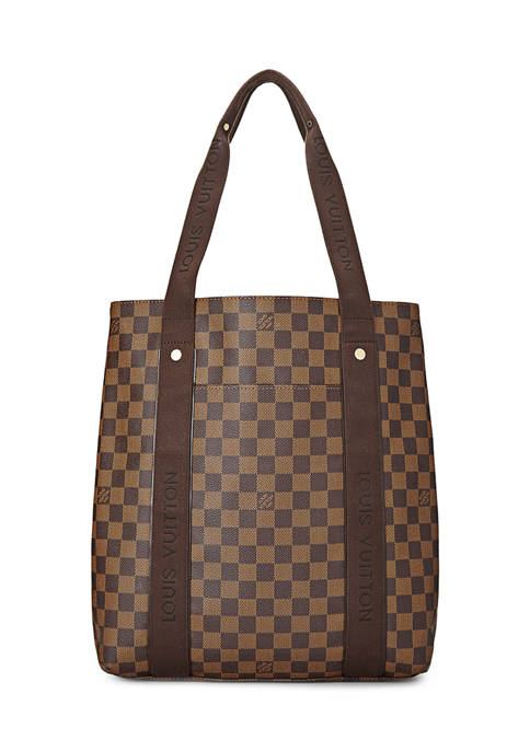 Louis Vuitton Damier Ebene Cabas Beaubourg Bag- FINAL SALES, NO RETURNS