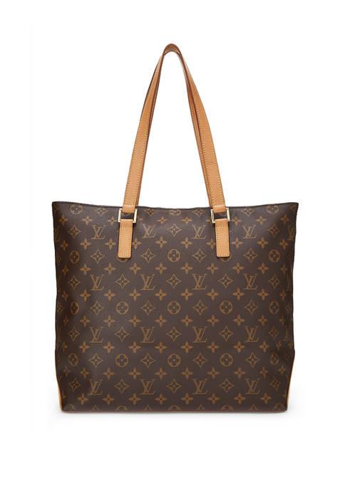 Louis Vuitton Monogram Cabas Mezzo Shoulder Bag - FINAL SALE, NO RETURNS