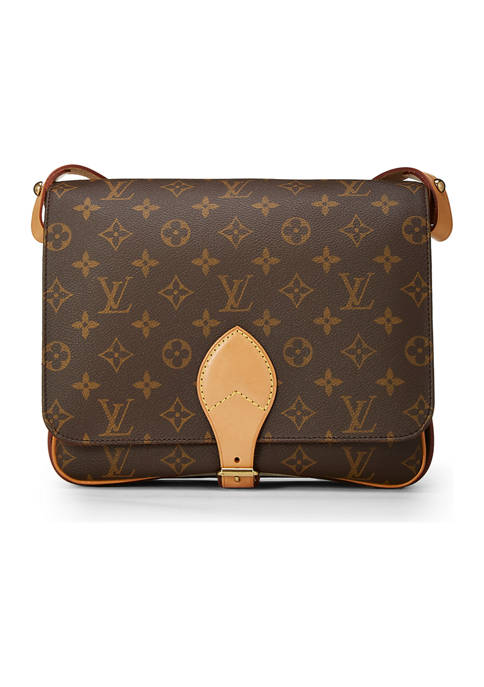 Louis Vuitton Monogram Cartouchiere GM - FINAL SALE, NO RETURNS