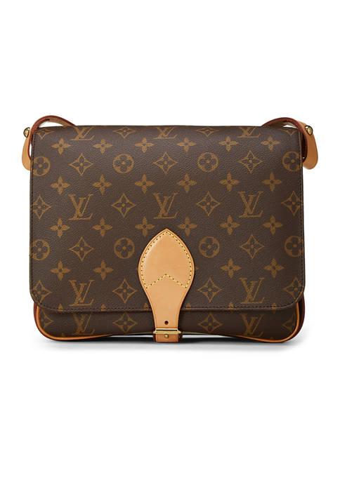 Louis Vuitton Monogram Cartoucherie Bag- FINAL SALE, NO RETURNS
