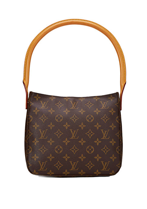 Louis Vuitton Monogram Canvas Looping MM Shoulder Bag - FINAL SALE, NO RETURNS