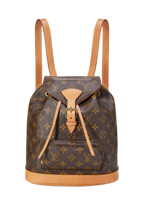 Louis Vuitton Monogram Montsouris MM - FINAL SALE, NO RETURNS