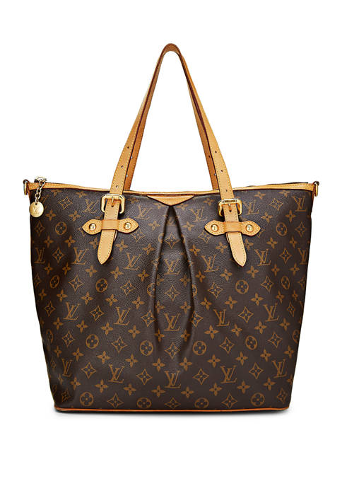 Louis Vuitton Monogram Palermo GM Tote - FINAL SALE, NO RETURNS