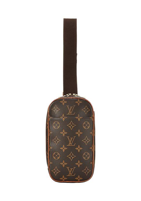 Louis Vuitton Monogram Pochette Gange - FINAL SALE, NO RETURNS