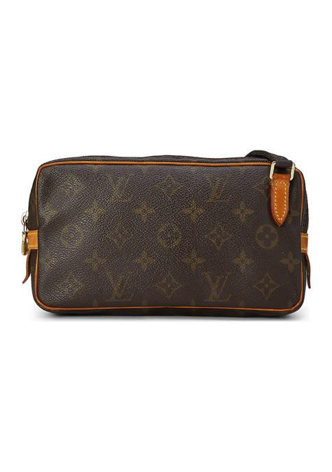 Louis Vuitton Monogram AN Pochette Marly Bandouliere - FINAL SALE, NO RETURNS