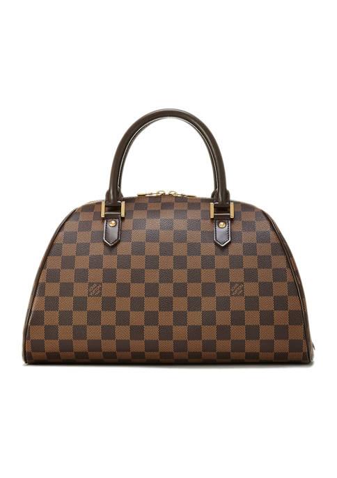 Louis Vuitton Damier Ebene Ribera MM Bag - FINAL SALE, NO RETURNS
