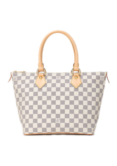 Louis Vuitton Damier Azur Saleya PM - FINAL SALE, NO RETURNS