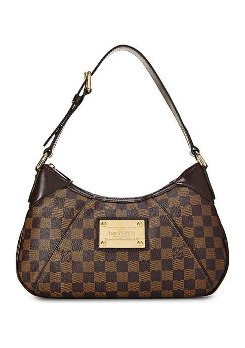 Louis Vuitton Damier Ebene Thames Bag- FINAL SALE, NO RETURNS