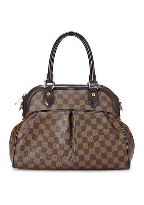 Louis Vuitton Damier Ebene Trevi Bag