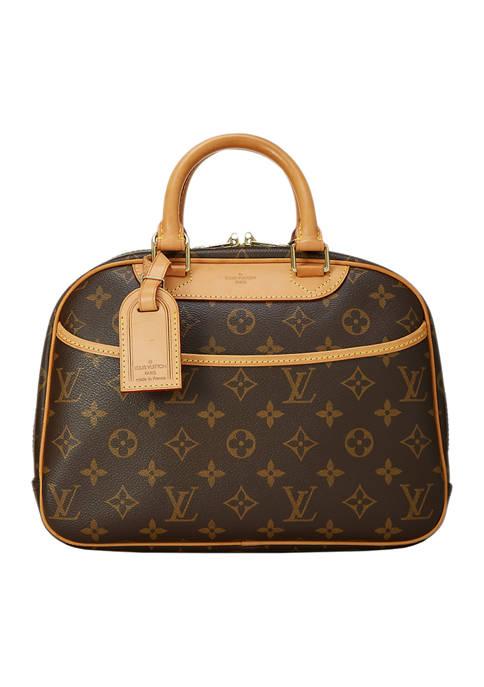 Louis Vuitton Trouville Bag- FINAL SALE, NO RETURNS
