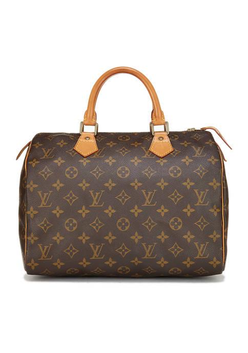 Louis Vuitton AB Speedy 30 Bag- FINAL SALE, NO RETURNS