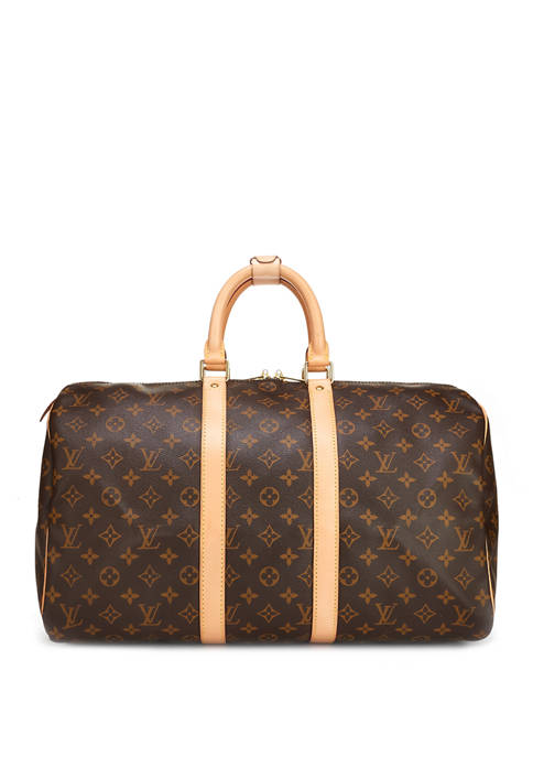 Louis Vuitton Monogram Keepall 45 Duffel - FINAL SALE, NO RETURNS