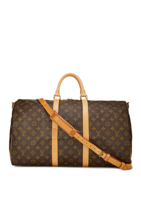 Louis Vuitton Monogram Keepall Bando 50 Duffel - FINAL SALE, NO RETURNS