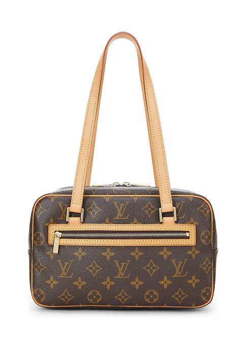 Louis Vuitton Monogram Cite MM - FINAL SALE, NO RETURNS