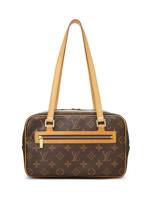 Louis Vuitton Monogram Cite MM Satchel - FINAL SALE, NO RETURNS