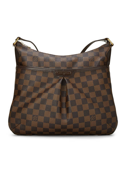 Louis Vuitton Damier Ebe Bloomsbury PM Crossbody Bag - FINAL SALE, NO RETURNS