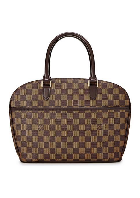 Louis Vuitton Damier Ebene SarriaHorizontal Bag - FINAL SALE, NO RETURNS