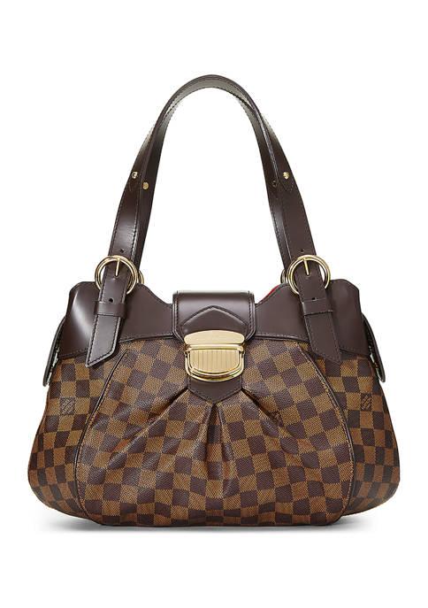 Louis Vuitton Damier Ebene Sistina PM Bag - FINAL SALE, NO RETURNS