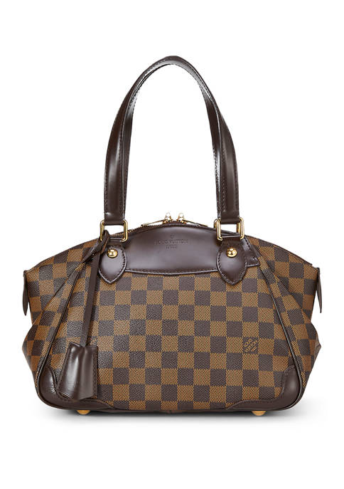 Louis Vuitton Damier Ebene Verona PM Shoulder Bag - FINAL SALE, NO RETURNS