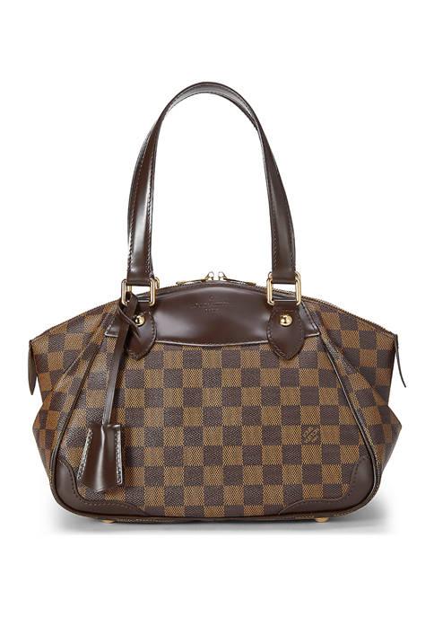 Louis Vuitton Damier Ebene Verona PM Shoulder Bag - FINAL SALE, NO RETURNS