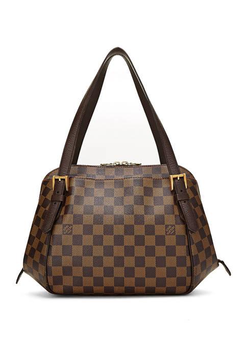 Louis Vuitton Damier Ebene Belem Bag - FINAL SALE, NO RETURNS