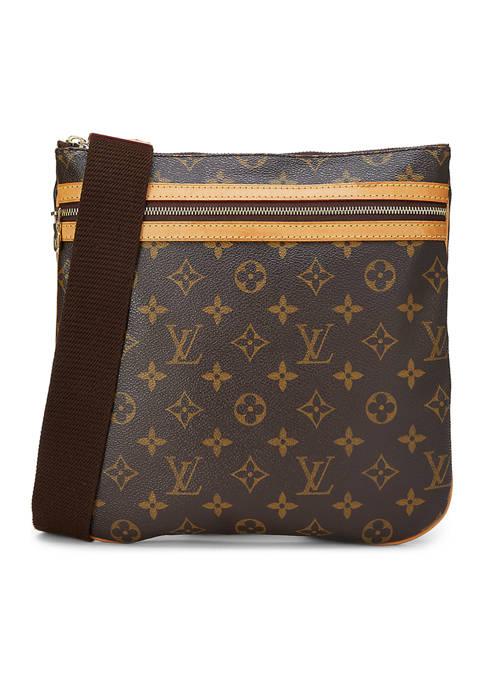 Louis Vuitton Monogram Pochette Bosphore Bag- FINAL SALE, NO RETURNS