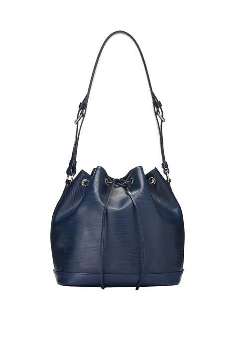 Louis Vuitton Blue Epi Noe NM PM Shoulder Bag - FINAL SALE, NO RETURNS