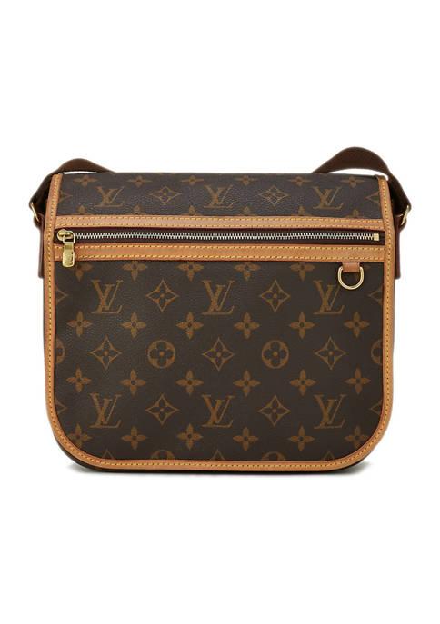 Louis Vuitton Monogram Bosphore Messenger PM Bag - FINAL SALE, NO RETURNS