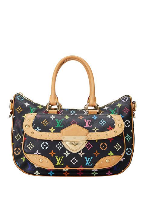 Louis Vuitton Black Multi Rita Satchel - FINAL SALE, NO RETURNS