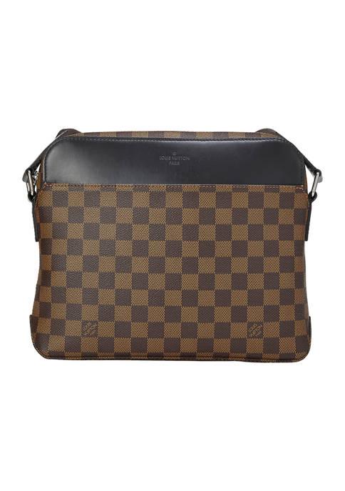 Louis Vuitton Damier Ebene Jake Messenger Bag - FINAL SALE, NO RETURNS