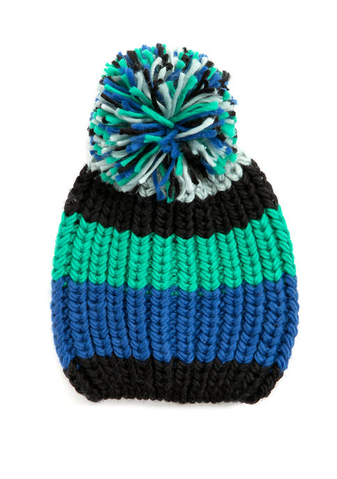 Collection XIIX Multicolored Pom Hat
