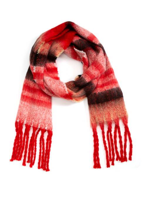 Collection XIIX Stripe Wrap Scarf