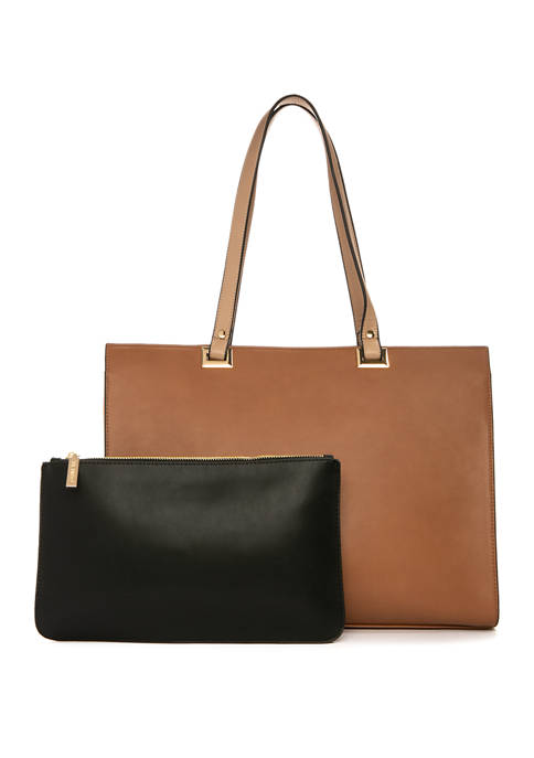 THE LIMITED Color Block Tote