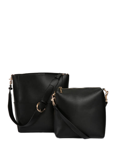 THE LIMITED Large Bucket Crossbody Bag