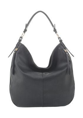New Directions Women Basic Hobo Bag