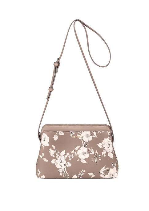 Fiorelli Bethnal Micro Pebble Grain Triple Compartment Crossbody