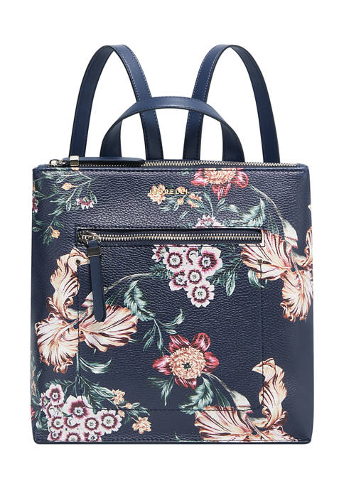 Fiorelli Finley Backpack in Printed Smooth Grain