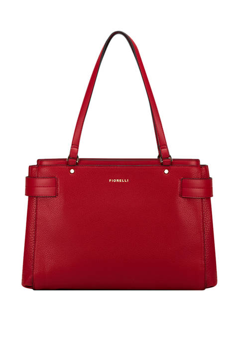 Fiorelli Brie Pebble Double Handle Satchel