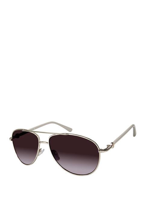 New Directions® Combo Classic Aviator Sunglasses
