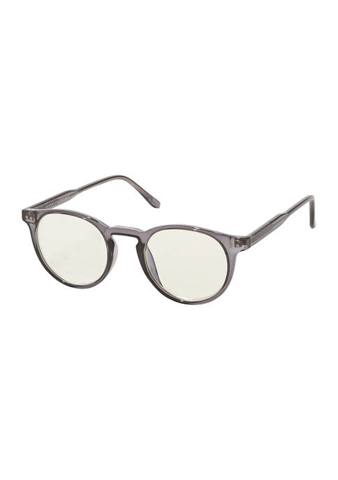 Chase Smoke Crystal Glasses +1.5