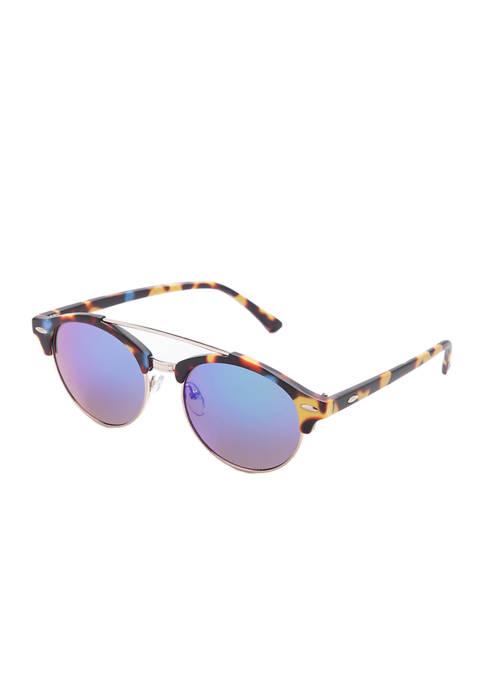 Ocean & Coast® Tortoise Club Master Sunglasses