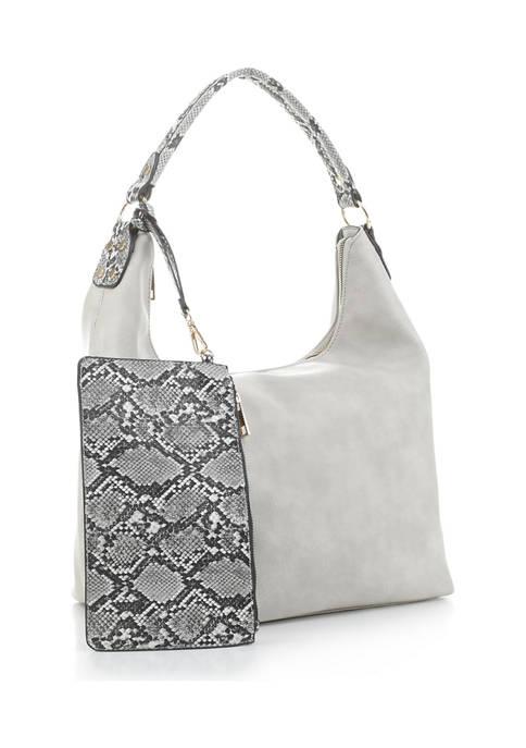 Kim Rogers® 2-Piece Hobo Bag Set
