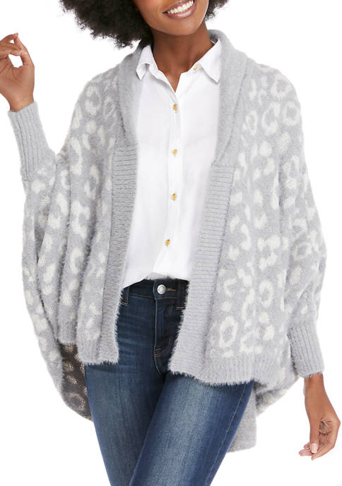 New Directions® Animal Sweater Wrap