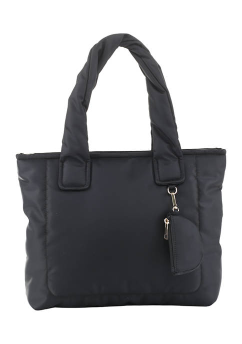 Tote with Keychain
