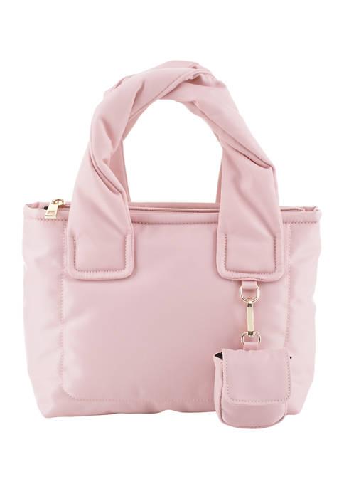 Handbag with AirPod Case