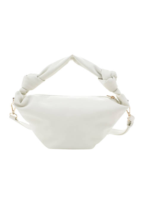 Knotted Handle Bag