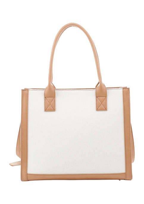 Canvas Work Tote